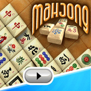 Mahjong Flowers chinees puzzel game
