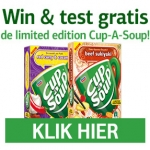 Win een Cup-a-Soup limited edition smaak